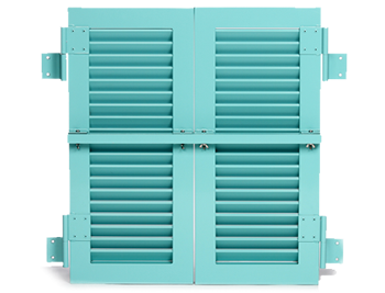 Master Aluminum - Hurricane-Rated Shutters