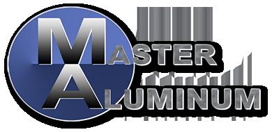 Master Aluminum Logo