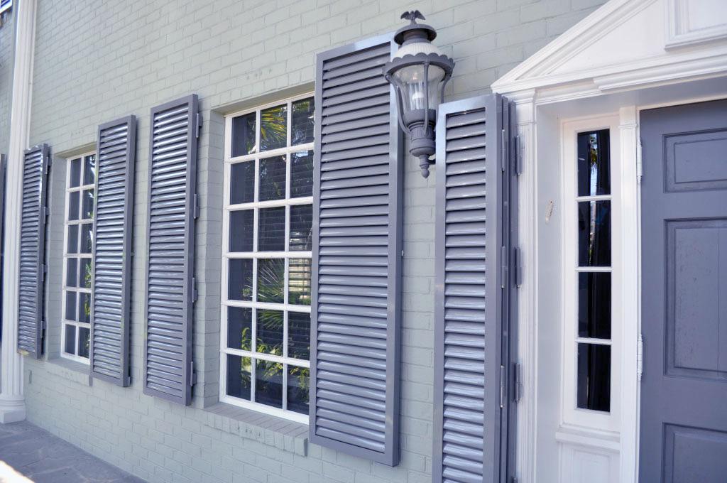 Colonial Hurricane Shutters | Savannah | Master Aluminum