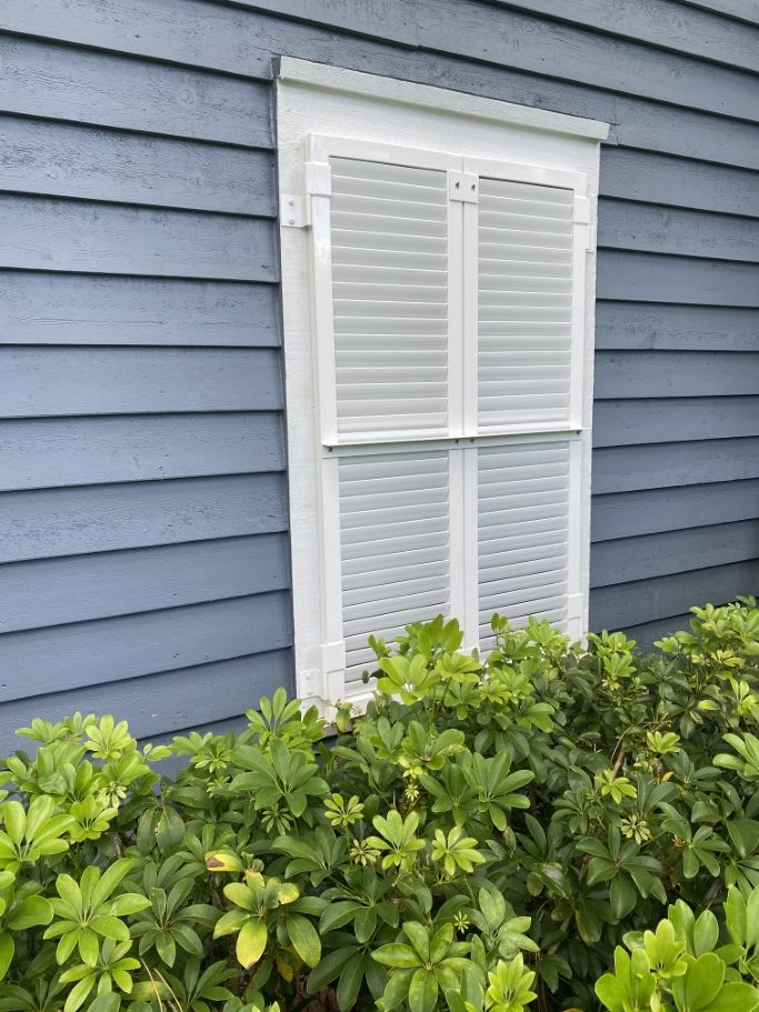 Exterior Shutters for Hurricanes | Clearwater | Master Aluminum