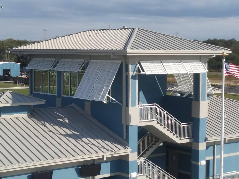 Aluminum External Shutters | Tampa Bay | Master Aluminum