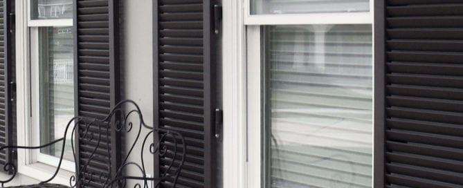 Aluminum Window Shutters | Tampa | Master Aluminum