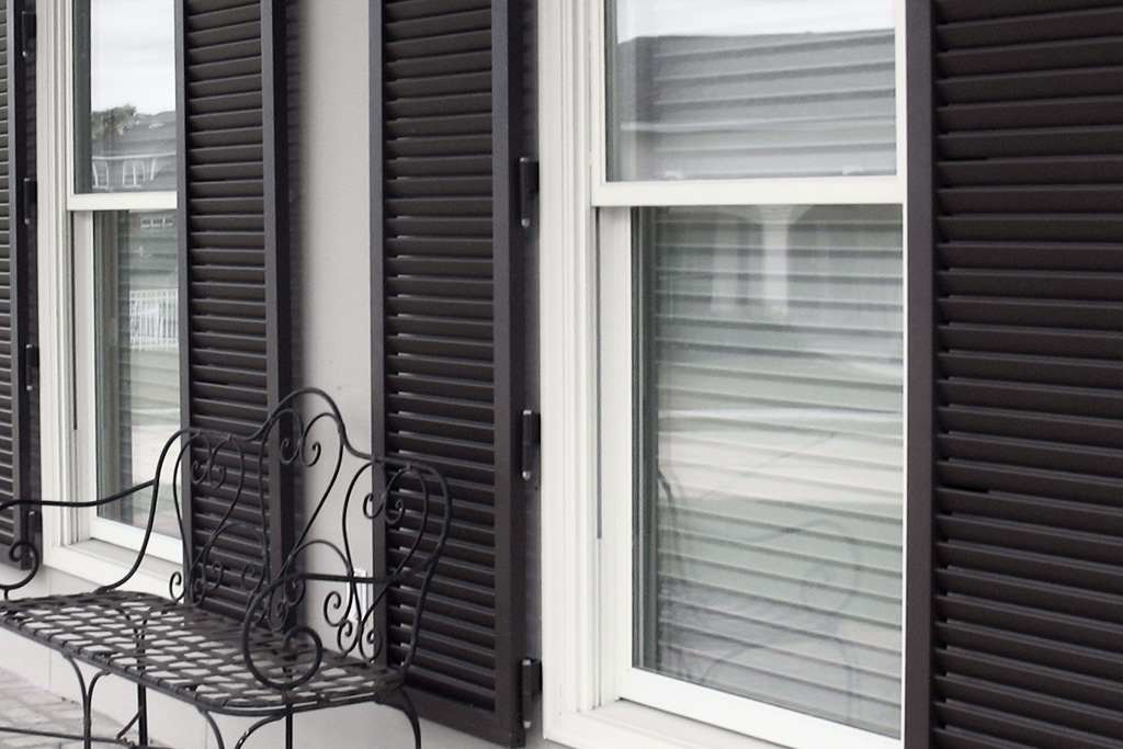 View Larger Image Aluminum Window Shutters Tampa Master