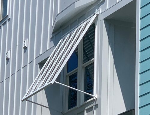 Bahama Shutter Manufacturer: Choose Aluminum