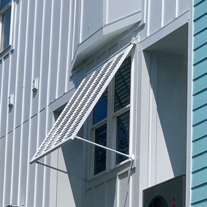 Bahama Shutter Manufacturer | Virginia Beach | Master Aluminum