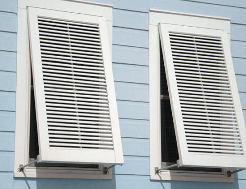 Bahama Window Shutters and Other Caribbean Home Accents