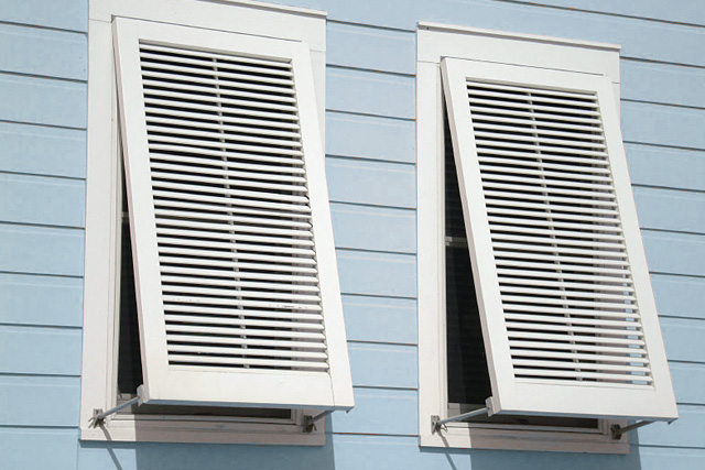 Bahama Window Shutters | Jacksonville | Master Aluminum