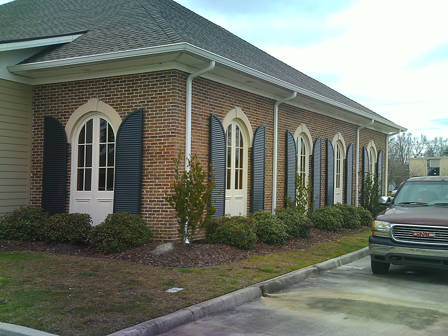 Colonial Shutter Manufacturer | St. Augustine | Master Aluminum