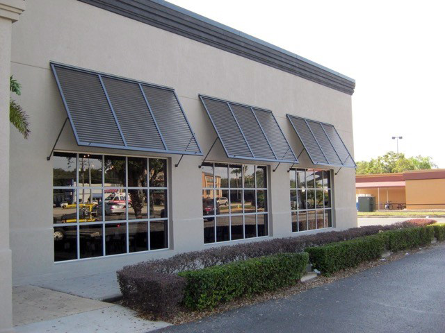 Commercial Shutters | Jacksonville | Master Aluminum