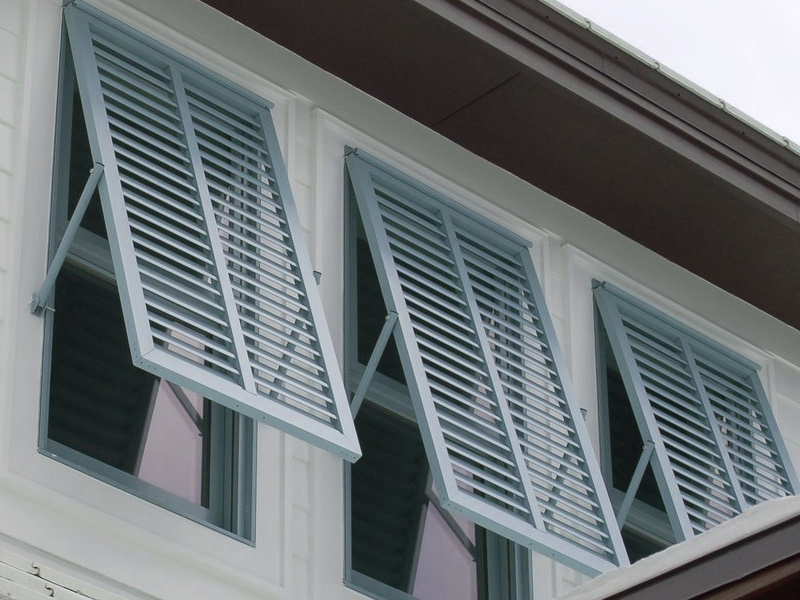 Hurricane Shutters for Apartments | Jacksonville | Master Aluminum