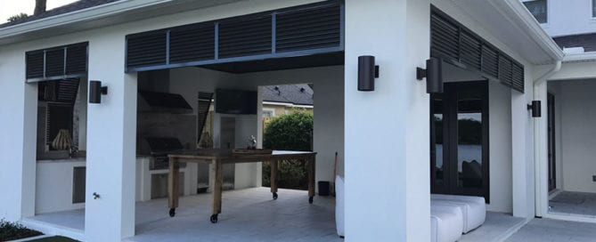 Hurricane Shutters for Apartments | Tampa | Master Aluminum