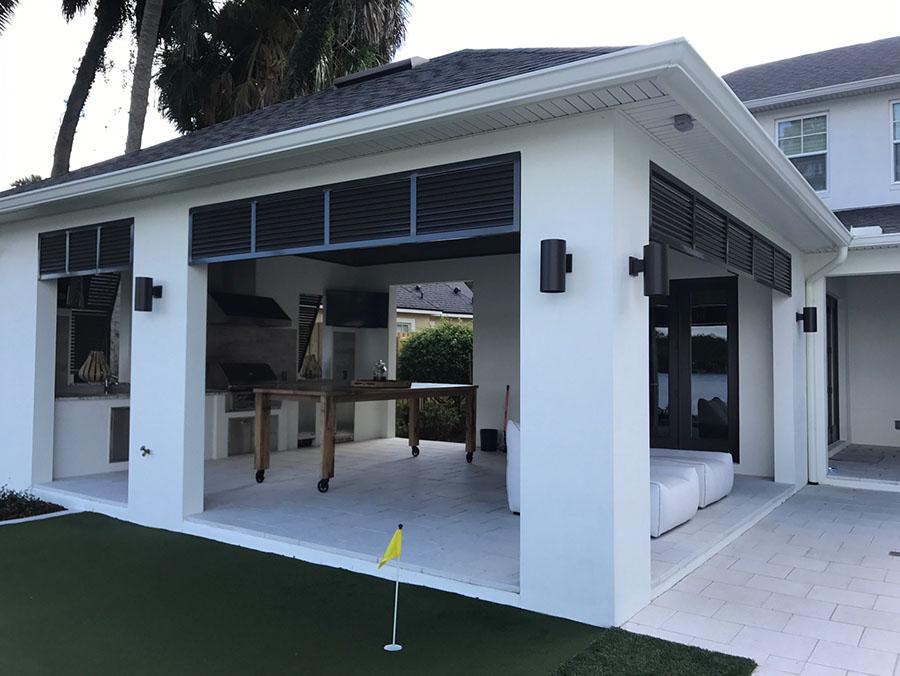 Hurricane Shutters for Apartments | Tampa | Master Aluminum
