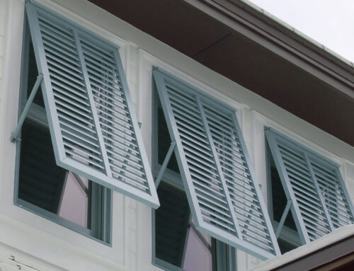 Residential Shutters Add Charm to Your Jacksonville Home