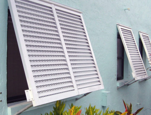 Protect Your Home During Hurricane Season with Commercial Shutters