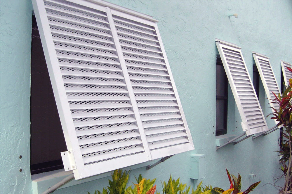 Commercial Shutters | Tampa | Master Aluminum