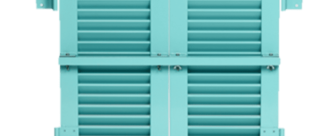 What are Colonial Shutters | Master Aluminum