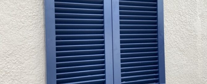 Window Shutter Manufacturer | Tampa Bay | Master Aluminum