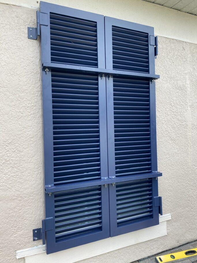Window Shutter Manufacturer   Tampa Bay   Master Aluminum